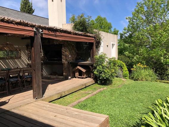 Alquiler Casa Barrio Privado Altos De La Tahona 3 Dorm