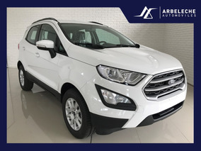 Ford Ecosport 2019 Se 1.5 At Financio Tasa 0% Arbeleche
