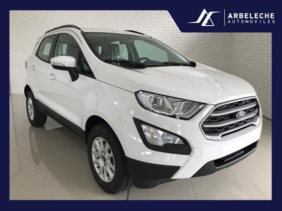 Ford Ecosport 2020 Se 1.5 At Financio Tasa 0% Arbeleche