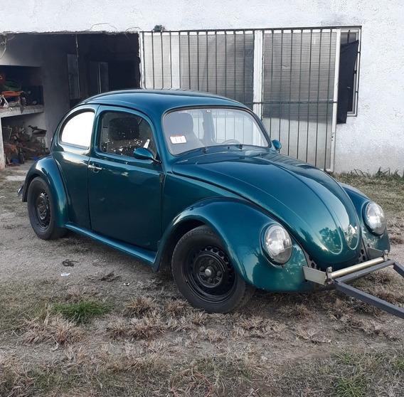 Volkswagen The Beetle Fusca Motor 2400