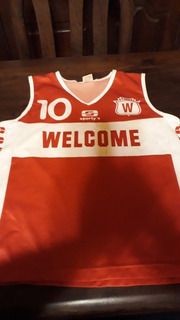 Camiseta Del Club Welcome Auge Talle S