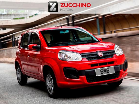 Fiat Uno Attractive 1.4 2020 | Zucchino Motors