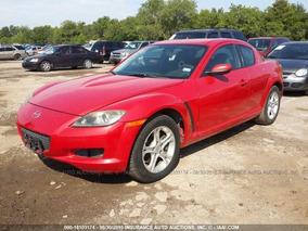 Partes Solo Partes 2004 Mazda Rx8 1.3 A/t .