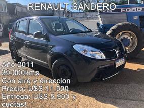 Renault Sandero Pocos Kms 1.6