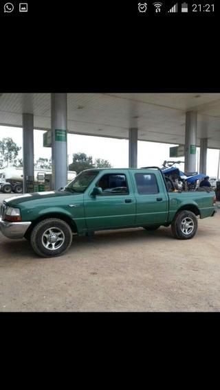Ford Ranger 2.5 Xl I Dc 4x2 2001