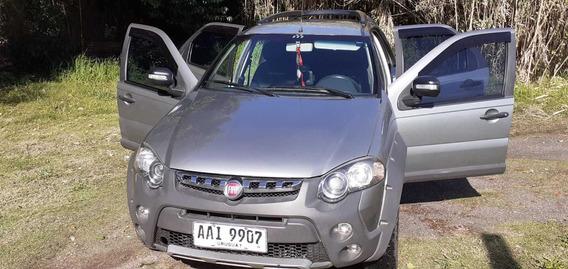 Camioneta Fiat Palio Adventure 1.6 Unico Dueño