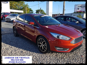 Amaya Ford Focus Hatch Modelo 2019 Okm En Sus 3 Versiones !