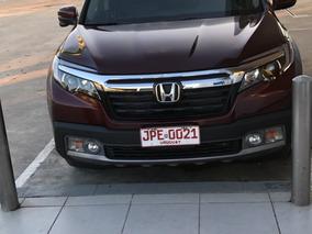 Honda Ridgelane Nuevo Modelo