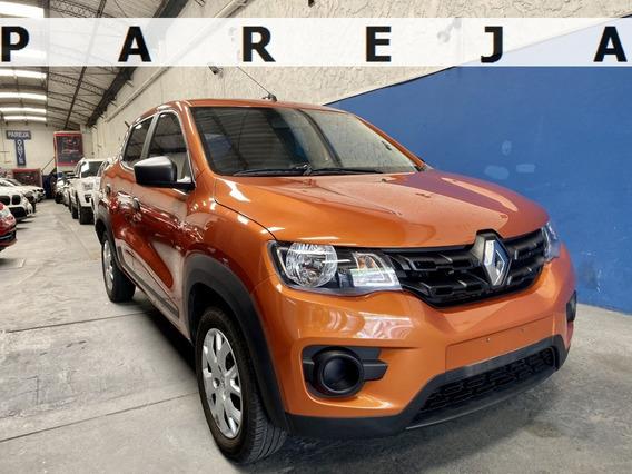 Renault Kwid Life 1.0 Un Dueño Service Oficial 50% Y Cuotas
