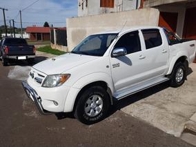 Toyota Hilux Srv 3.0 4x2 2007/8 225000 Km