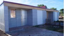 Casa 2 Dormitorios Con Gran Jardín Y Seguridad Perimetral