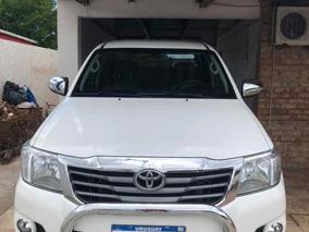 Toyota Hilux Hilux Srv 4x2 Nafta