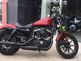 Harley Davidson Iron 883 Modelo 2018