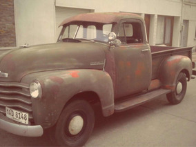 Chevrolet Pick Up Año 1953