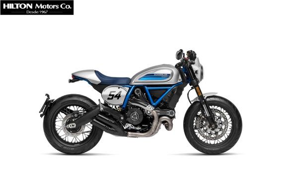 Ducati Scrambler Café Racer Modelo 2019 Entrega Inmediata