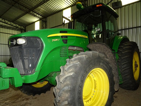 Tractor John Deere 7225j # 9716