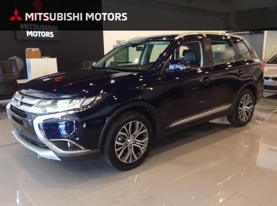 Mitsubishi Outlander Extra Full 4x2 Y 4x4 2018 0km
