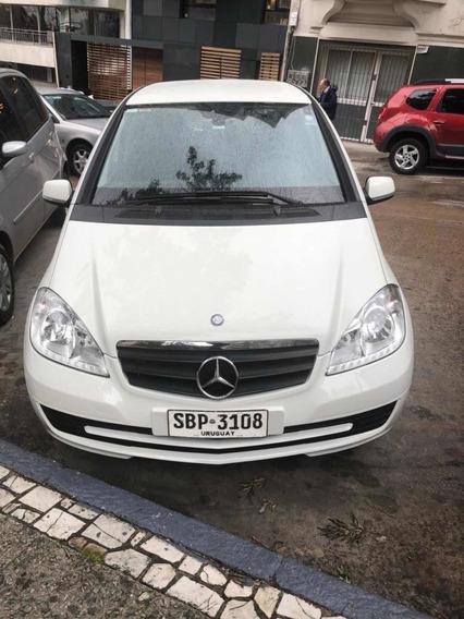 Mercedes-benz Clase A Modelo A 160
