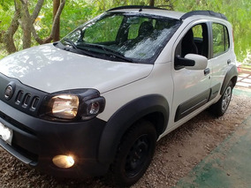 Fiat Uno Way 1.4 2012, Estupendo Estado, Services Oficiales