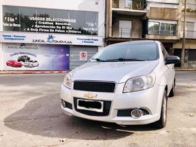 Chevrolet Aveo Lt G3 2013 Retira Con U$d 4.900 Y Financio