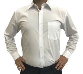 Camisa De Vestir Hombre - Blanca O Celeste