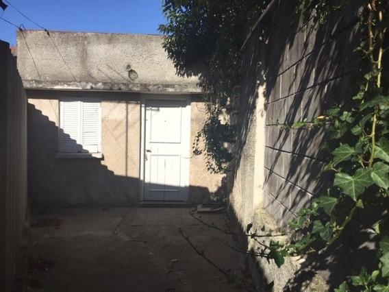 Cayetano Rivas Y Emilio Romero - Casa 1 Dorm C/patio