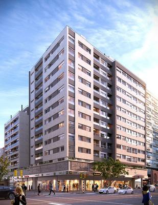 Alquiler De Apartamento A Estrenar 2 Dormitorios Unidad 604