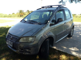 Fiat Idea 1.8 Hlx Alarma 2008