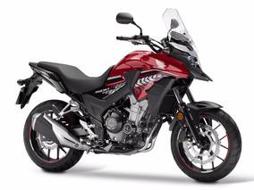 Honda Cb500x 2018 Abs Entrega Inmediata Tasa 0% Bbva