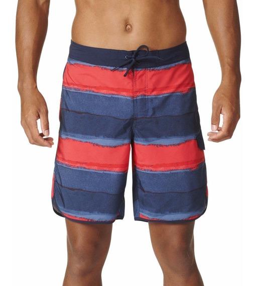 Short Bermuda De Baño adidas Hombre Piscina Playa Mvd Sport