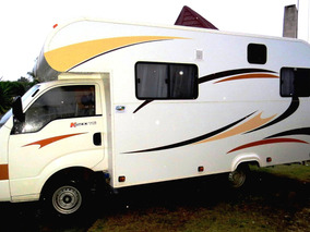 Kia Bongo K2500 2.5 Turbo Intercooler Motorhome