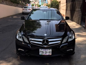 Mercedes Benz Clase E 350 Coupe V6 7 Vel. Automatico Full