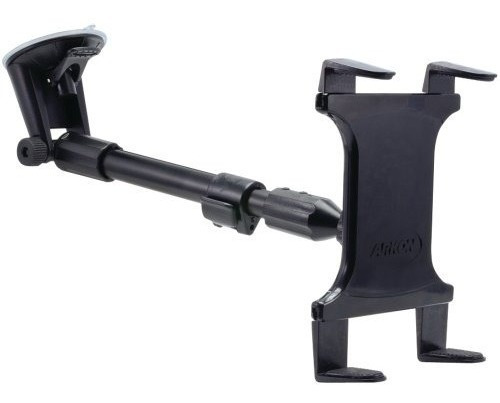 Arkon Large Tablet Long Arm Windshield Suction Mount For