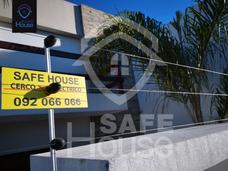 Cerca Eléctrica - Cerco Perimetral Muy Disuasivo. Safe House