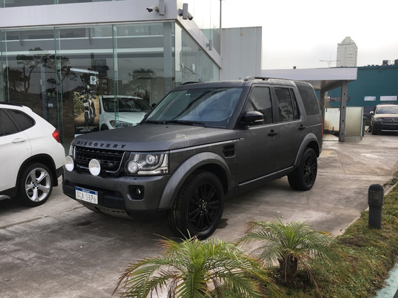 Land Rover Discovery 4 Scv6 Black Edition
