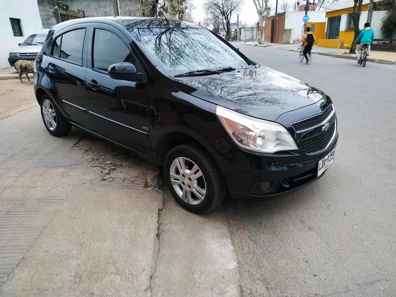 Chevrolet Agile 1.4 Ltz 2011