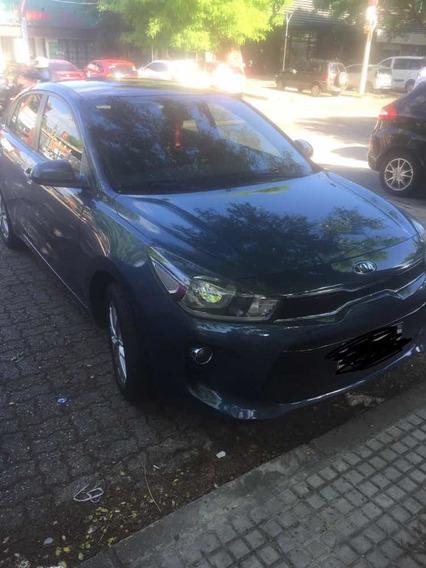 Kia Rio 1.4 Ex Sedan 100cv 6mt 2018