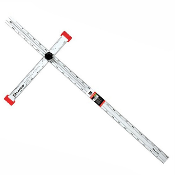 Escuadra Ajustable Para Yeso 120cm Kapro 317