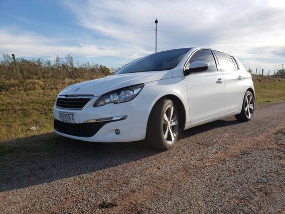 Peugeot 308 Super Full Automatico Unico En Su Estado