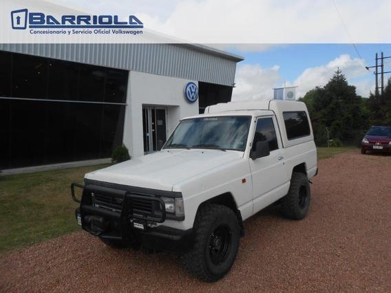Nissan Patrol Pick Up 4x4 1994 Excelente Estado - Barriola