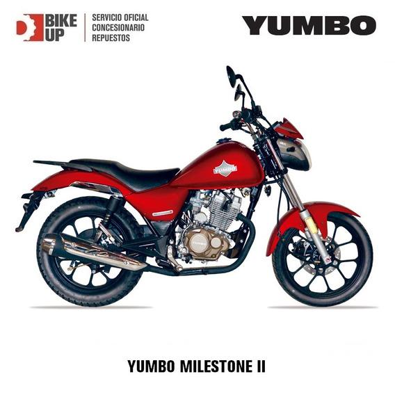 Yumbo Milestone Ii - Empadronada - Tomamos Usada - Bike Up