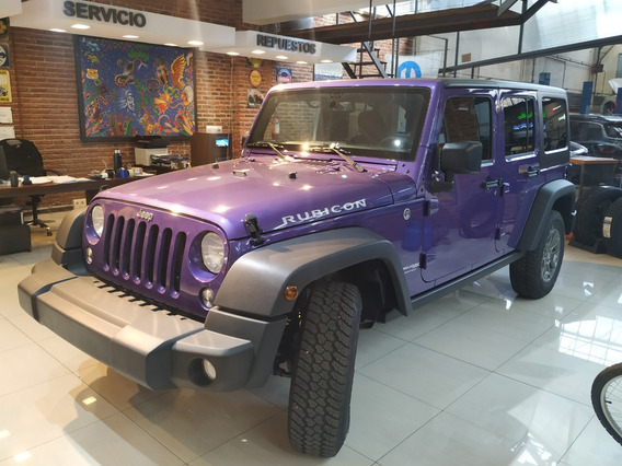 Jeep Wrangler Unlimited Rubicon 0km - Zucchino Motors