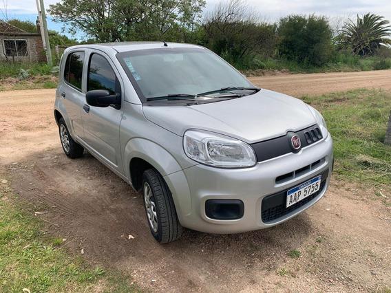 Fiat Uno Attractive 1.4, Excelente Estado, Único Dueño.