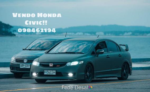 Honda Civic 1.8 Exs Mt 2009