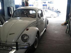 Volkswagen Fusca Beetle Fusca Beetle 1963