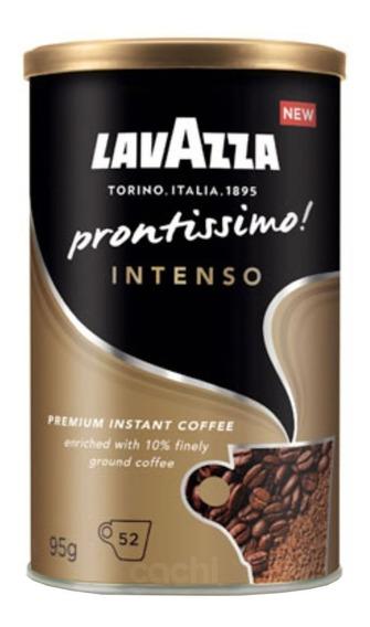 Cafe Italiano Lavazza Instantáneo Intenso 95gr 52 Tazas