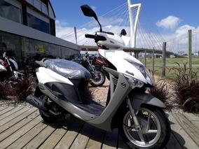 Moto Scooter Zanella Styler 125 Rt Baúl - Toda Financiada