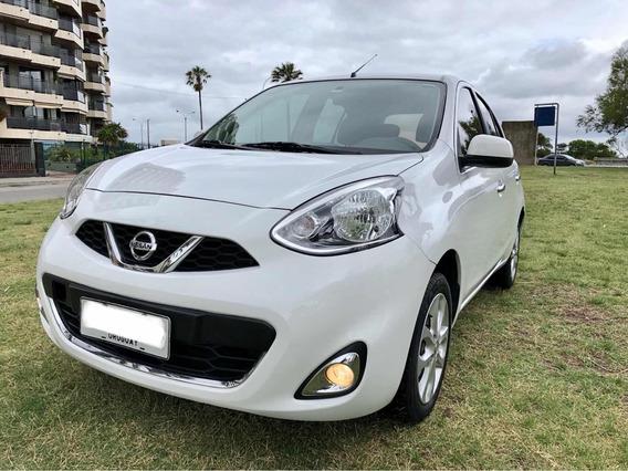 Nissan March Extra 2014 Unica Dueña Nuevo Financio Directo
