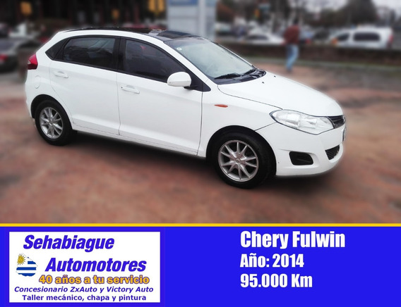 Chery Fulwin 1.5 Full 2014 Autos Financiados