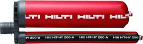 Anclaje Químico Hit-hy 200-a Hilti
